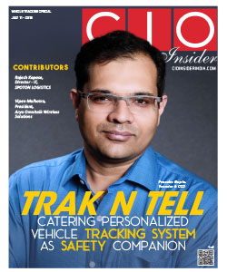 Trak N Tell: Catering Personalized Vehicle Tracking System as Safety Companion