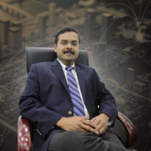Anil Menon, CEO