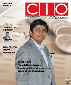 ARCON TechSolutions: Building a Shield against the Risks of the Digital Era