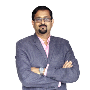 Nilesh Jain, Director & Co-founder