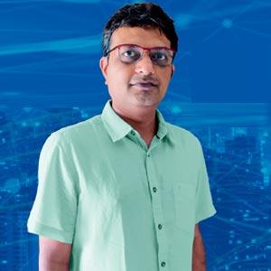 Kerul Patel, CEO