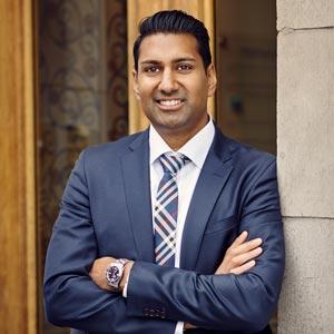 Paritosh Prajapati, CEO