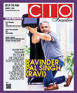 Ravinder Pal Singh (Ravi): Leader Who Visualizes Future Of Digital Continents, Builds Robots, Designs Satellites And Flies Aircrafts
