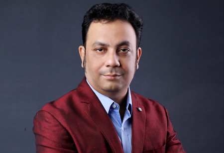 Dr.Abhijit Sarkar, Country Head - Corporate Real Estate, Administration, Infrastructure & Sourcing,