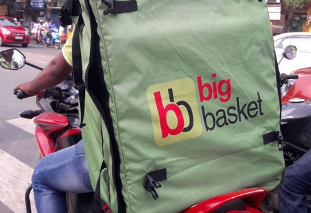 Two Core Arms of Big Basket Merge