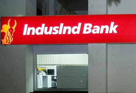 IndusInd Bank slumps 20 percent as bad loans may rise amid Covid-19 outbreak