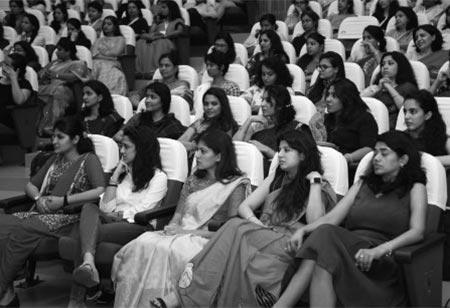 Goldman Sachs '10000 Women in India initiative': Mumbai's Episode by IIMB