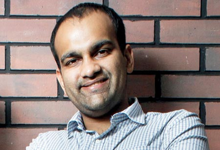 Aakrit Vaish, Co-Founder & CEO, Haptik,,
