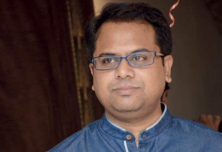 N.V. Aravind, Director of Operations, Vidyayug Soft Technologies