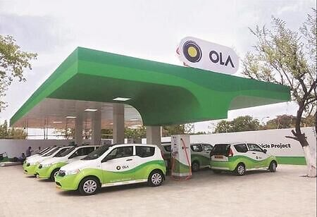 Ola Takes a Turn to Selling Used Cars on its New Venture 'Ola Cars'
