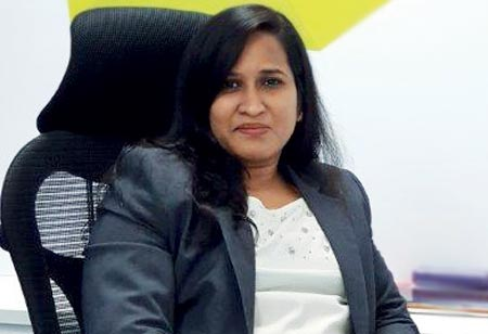 Priya Dronadula, Vice President, IT & Operations, Sodexo Benefits and Rewards Services, India