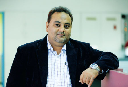Mehdihasan Naqvi, Head IT, Otis India