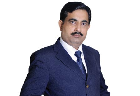 Jagdip Kumar, Head-IT, Cosmo Films Limited,