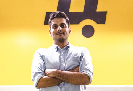 Sohil Karia, Chief Design & Technology Director, Schbang,