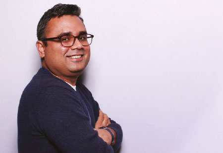 Prashant Momaya, Head, Customer Consulting, India, Tableau,