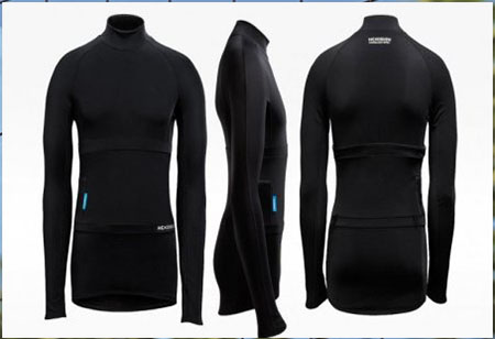Wearable Healthcare Solutions - A Sports T-Shirt that Monitors Your Heart