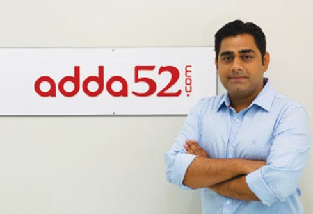 Kapil Arora, Product Head, Adda52.com