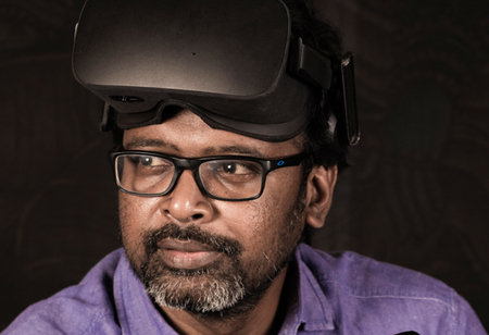 Dr. C S S Bharathy, Founder, FusionVR