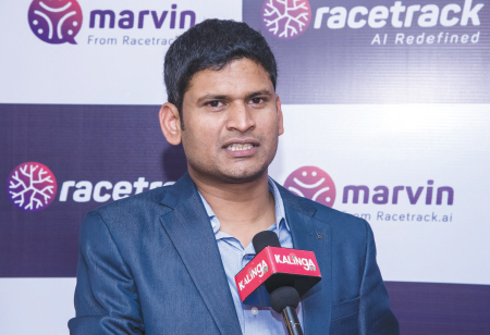 Subrat Parida, Founder & CEO, racetrack ,Founder & CEO