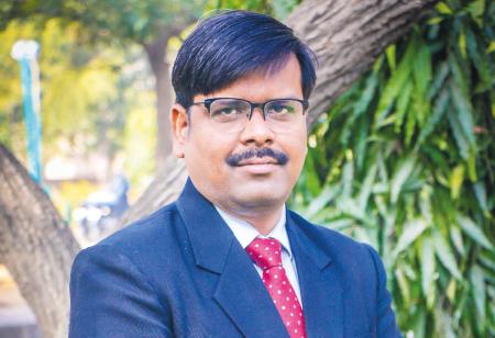 Ajay Yadav, Head IT, Arshiya Rail Infrastructure