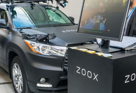 Amazon reportedly acquired self-driving startup Zoox for over $1 billion