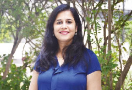 Saloni Vijay, IT Head, Vodafone Idea Limited (Gujarat),,