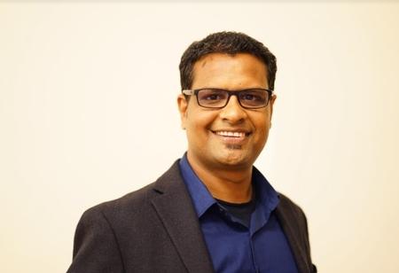 Raj Darji, Founder & CEO, Aarav Solutions,