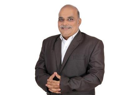 Ashwin Prajapati, Group CIO at Symphony Limited