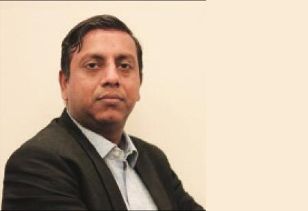 Pankaj Mittal, COO, Global Blockchain Foundation,