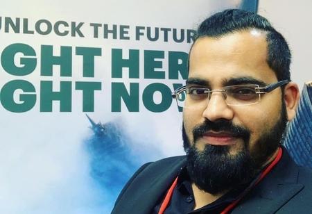 Mritunjay Mishra, Segment Head - IT, Schneider Electric