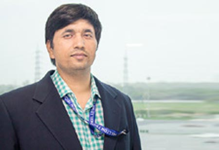 Sushil Kumar Tripathi, VP Technology, Kellton Tech,