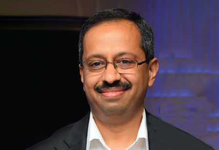 B.S. Nagarajan, Senior Director and Chief Technologist, VMware India,