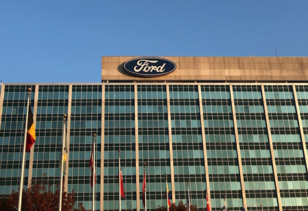 Ford Joins Forces with Google to Accelerate Ford's Transformation Plan
