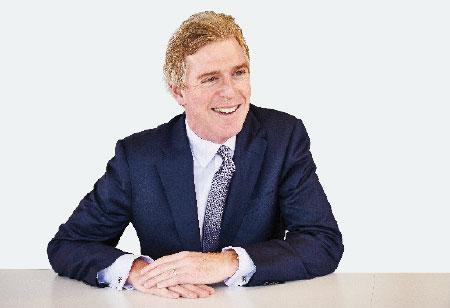 Mark Bloom, Global CIO, Aegon,