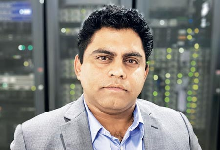 Neehar Pathare, Vice President Information Technology, Financial Technologies (India),