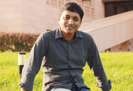 Sandeep Alur, Director, Microsoft Technology Center, Microsoft India