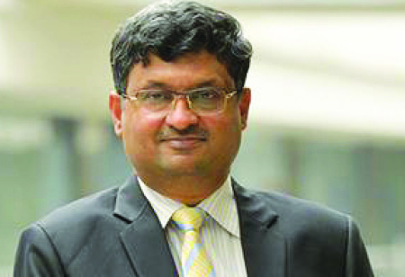 Ramsunder Papineni, Regional Director-India and SAARC, ForeScout Technologies Inc.,