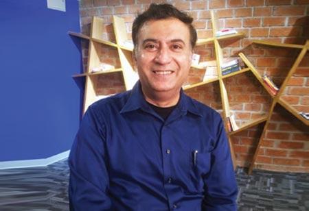 Manuj Desai, Global Head Technology Transformation, Sterlite Tech,