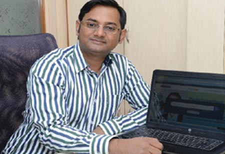 Diwakar Chittora, Founder & CEO, Intellipaat,,