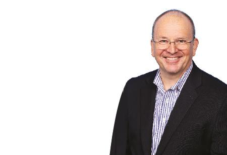 John Schaefer, Director of Risk Management, Lam Research,
