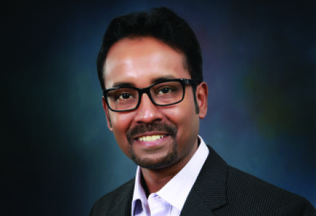 Tamal Chowdhury, SVP, Artificial Intelligence at Course5i,,