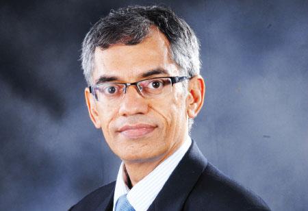 Rajiv Vaid, VP & Global Head - Operations Strategic Accounts, TCS