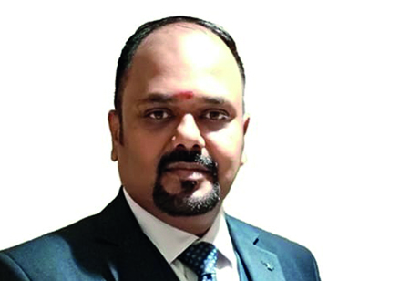 Narayanan Ramanathan, Global Head- Digital Engineering, L&T Technology Services,
