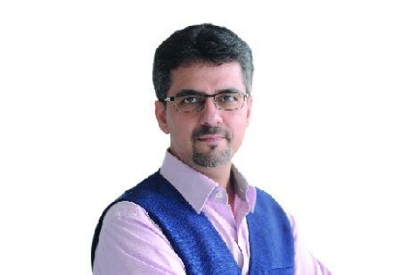 Karan Kumar, Chief Brand & Marketing Officer, Fabindia