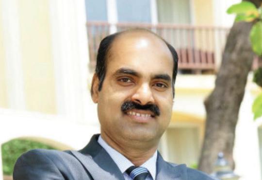 N Jayantha Prabhu,Group CIO, Essar Group
