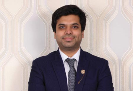 Shikhar Aggarwal, Joint Managing Director, BLS International,