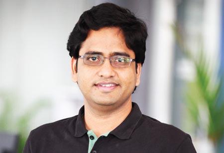 Ramki Gaddipati, Co-founder & CTO, Zeta