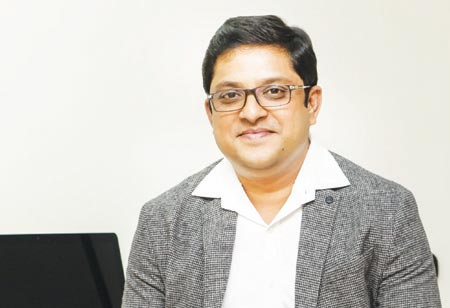 Prabhu Ram, Group CEO & Managing Director, Payswiff