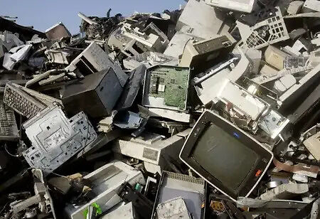 India is Slowly Losing its Third-Largest E-Waste Generator Rank