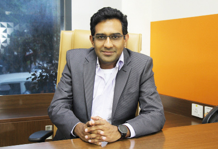 Arun Anand, Director- Sales, Marketing & CRM, Shriram Properties